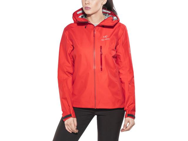 Arc'teryx Alpha FL Jacket Women Rad